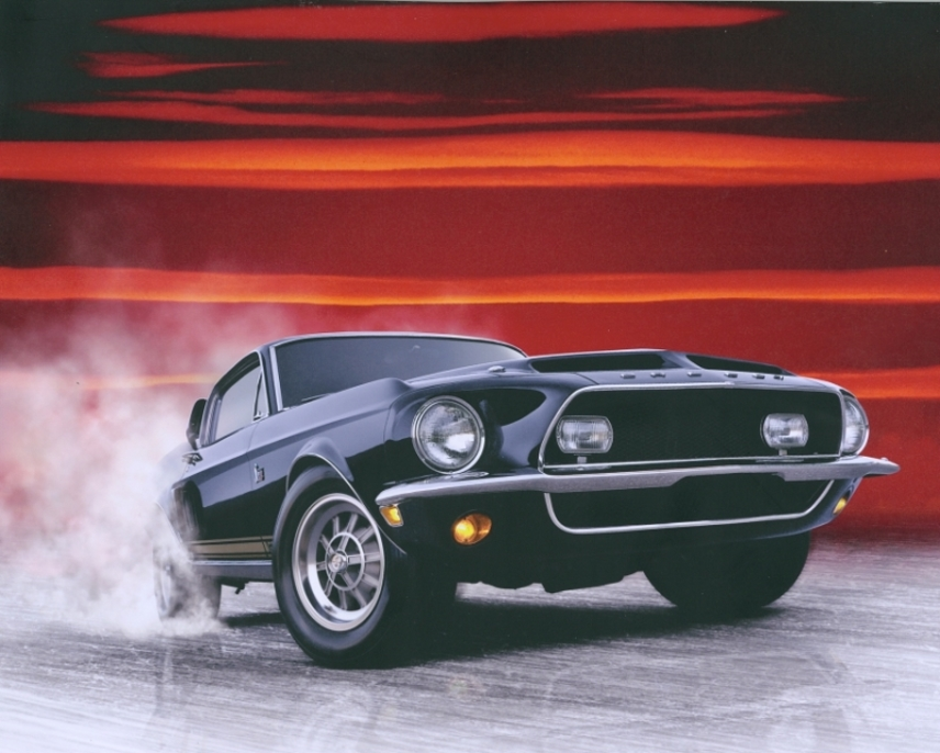 '68 Shelby Mustang
