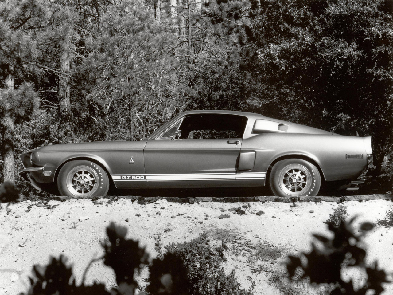 '1968 Shelby Mustang GT500 KR